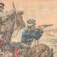 DETAILS 05 | Surveillance of Japanese cavalry - Harbin - Manchuria - 1905
