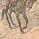 DETAILS 06 | Surveillance of Japanese cavalry - Harbin - Manchuria - 1905