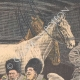 DETAILS 02   Cossack Cavalry in the Trans-Siberian going to Manchuria - 1905
