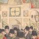 DÉTAILS 03 | Départ du Chah de Perse en automobile vers l'Europe - Téhéran - 1905