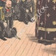 DETAILS 04 | Religious ceremony aboard a Russian vessel - Far East - 1905
