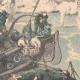 DÉTAILS 04   Bataille Navale de Tsushima - Flottes russe et japonaise - Détroit de Corée - 1905