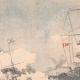 DÉTAILS 05   Bataille Navale de Tsushima - Flottes russe et japonaise - Détroit de Corée - 1905