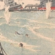 DÉTAILS 06   Bataille Navale de Tsushima - Flottes russe et japonaise - Détroit de Corée - 1905