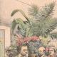 DETAILS 01   Admiral Togo visits Admiral Rojestvenski at Sasebo hospital - Japan - 1905