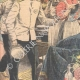 DETAILS 02   Admiral Togo visits Admiral Rojestvenski at Sasebo hospital - Japan - 1905