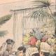 DETAILS 03   Admiral Togo visits Admiral Rojestvenski at Sasebo hospital - Japan - 1905