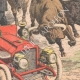 DETAILS 04 | An automobile chased by bulls - Spain - 1905