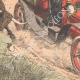 DETAILS 05 | An automobile chased by bulls - Spain - 1905