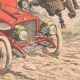 DETAILS 06 | An automobile chased by bulls - Spain - 1905