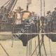 DETAILS 01 | Accident of the french submarine Farfadet - Bizerte - Tunisia - 1905
