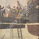 DETAILS 03 | Accident of the french submarine Farfadet - Bizerte - Tunisia - 1905