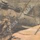 DETAILS 06 | Accident of the french submarine Farfadet - Bizerte - Tunisia - 1905