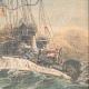 DETAILS 04 | French Navy - Scout cruiser - Mediterranean - 1905
