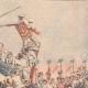 DETAILS 03   Naval tournament in Sète - Cette - Languedoc-Roussillon - France - 1905
