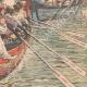 DETAILS 04   Naval tournament in Sète - Cette - Languedoc-Roussillon - France - 1905