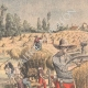 DETAILS 05   The army is harvesting - France - 1905