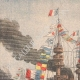 DETAILS 01 | The french Fleet in Portsmouth - England - 1905