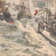 DETAILS 04 | The french Fleet in Portsmouth - England - 1905