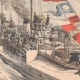 DETAILS 06 | The french Fleet in Portsmouth - England - 1905