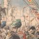 DETAILS 03 | Entente cordiale - Edward VII of England receives Admiral Caillard - Portsmouth - 1905
