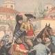 DÉTAILS 01 | Exode des villageois andalous - Espagne - 1905