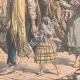 DÉTAILS 04 | Exode des villageois andalous - Espagne - 1905