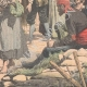 DÉTAILS 06 | Exode des villageois andalous - Espagne - 1905