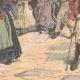 DETAILS 04 | Breton Costume - Saint-Pol-de-Léon - Brittany - France - 1905