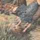 DETALLES 02 | Suicidio de hermanas gemelas en un río Pirineo - Francia - 1905