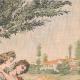 DETALLES 03 | Suicidio de hermanas gemelas en un río Pirineo - Francia - 1905