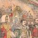 DETAILS 01   Austro-hungarian crisis - Franz Joseph I he receives the Hungarian Magnates - 1905