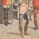 DETAILS 03   Austro-hungarian crisis - Franz Joseph I he receives the Hungarian Magnates - 1905