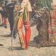 DETAILS 06   Austro-hungarian crisis - Franz Joseph I he receives the Hungarian Magnates - 1905