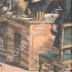 DETAILS 04 | Interrogation of the two thieves of the Comptoir d'Escompte de Paris - 1905