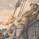DETAILS 03 | Rescue of the Hélène sailors by the Gris-Nez trawler - England - 1905