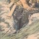 DETAILS 05 | Rescue of the Hélène sailors by the Gris-Nez trawler - England - 1905