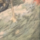 DETAILS 06 | Rescue of the Hélène sailors by the Gris-Nez trawler - England - 1905