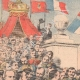DETAILS 01 | Carlos I of Portugal and the President of the Republic at the pier - Lisbon - 1905
