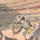 DETALLES 02 | Celebraciones de Lisboa - Corrida de Toros en Portugal - 1905