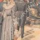 DETAILS 02 | Arrival of the King of Spain in Berlin - Brandenburg Gate - Germany - 1905