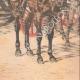 DETAILS 06 | Arrival of the King of Spain in Berlin - Brandenburg Gate - Germany - 1905