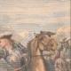 DETAILS 03 | Tribute to Philis de la Charce, historical figure of Dauphiné - 1905