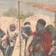 DETALLES 02 | Conquista de Argelia por Francia - Sumisión de Tuaregs - Tamanrasset - Argelia - 1905