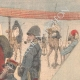 DETALLES 05 | Conquista de Argelia por Francia - Sumisión de Tuaregs - Tamanrasset - Argelia - 1905
