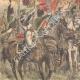DETAILS 03 | L'épopée - After the battle of Austerlitz - Jules Rouffet - 1905