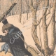 DETAILS 05   A game warden buried alive by two highwaymen - Les Essards - France - 1905