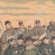 DÉTAILS 01 | Grève des postiers en Russie - Arrestation des chefs - Saint-Pétersbourg - Russie - 1905