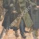 DÉTAILS 02 | Grève des postiers en Russie - Arrestation des chefs - Saint-Pétersbourg - Russie - 1905