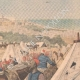 DETAILS 03 | Mohammed el Guebbas's army in Tangier - Morocco - 1907